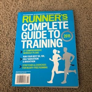 Other - Runners book